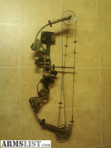 The redhead xsc compound bow thought