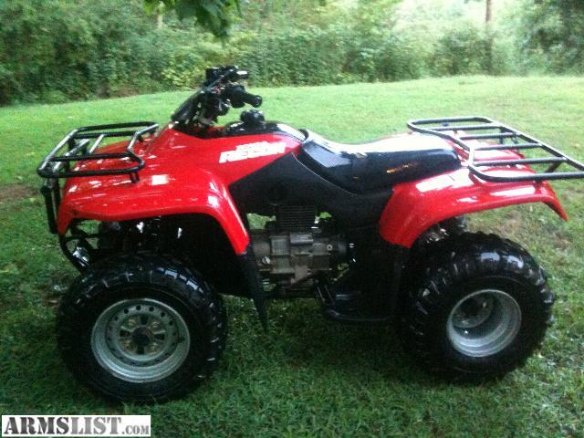 Armslist  Trade  2002 Honda Recon 250
