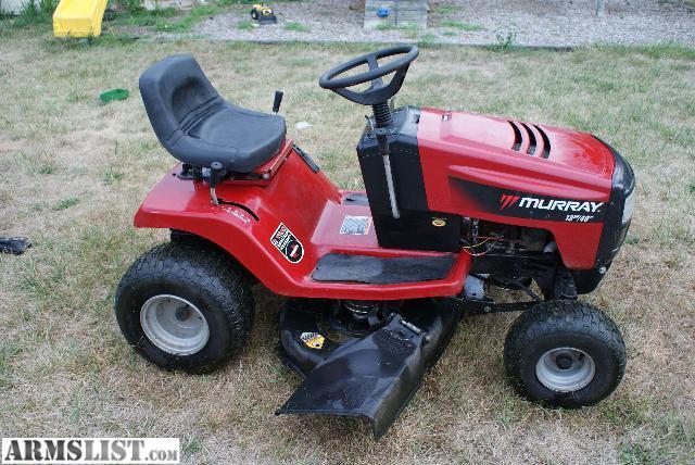 craftsman 17.5 hp riding mower manual