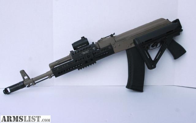 ARMSLIST - For Sale: Bulgarian Tactical AK-74 5.45x39