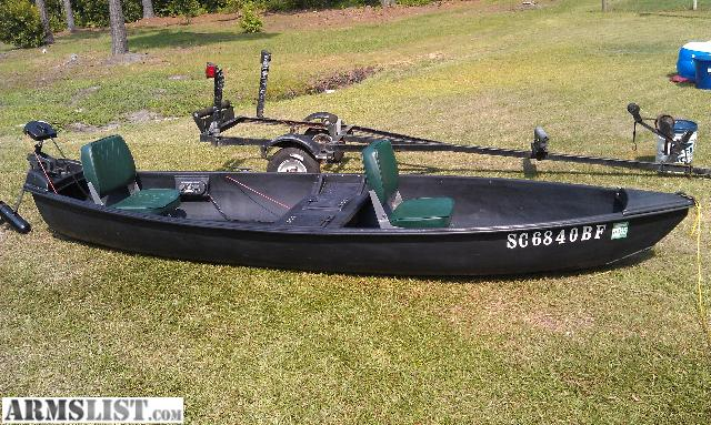 Armslist for sale trade 2 man eagle boat for 3 person fishing boat