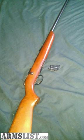 Remington scoremaster model 511