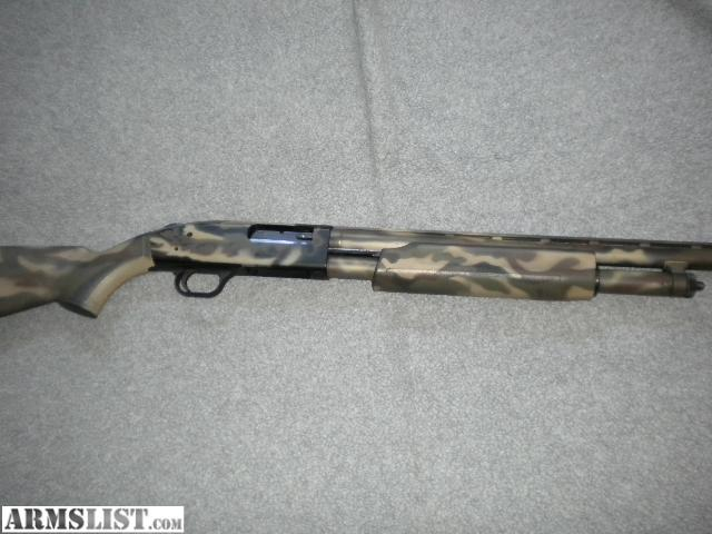 ARMSLIST - For Sale: Mossberg 500 12ga camo