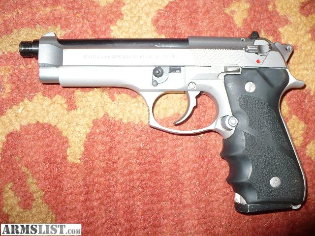 Armslist For Sale Beretta 92fs Inox With Laser And