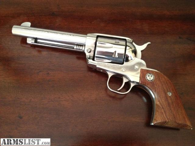 ARMSLIST - For Sale/Trade: Ruger Vaquero .44 Magnum, SS, 5 ...