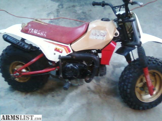 Armslist For Sale Trade Yamaha Bw80 Dirtbike Trade For Your