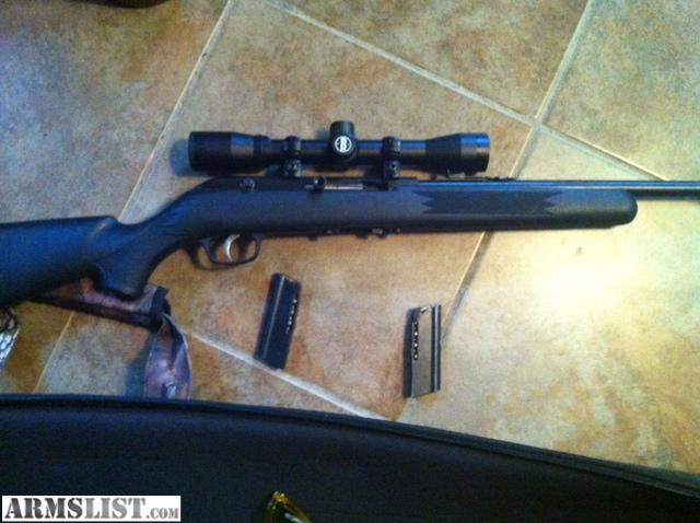 how to clean a savage 22 semi auto rifle