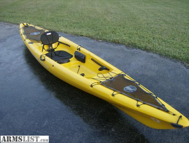 Armslist for trade mad river fishing kayak for Mad river fishing