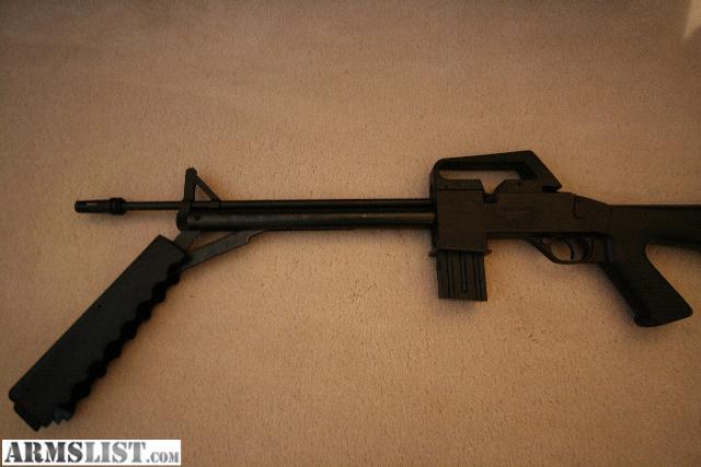 ARMSLIST - For Sale: Crosman AIR 17 BB/Pellet repeater rifle