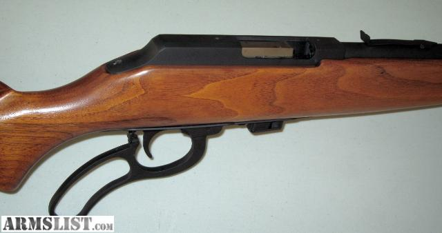 Marlin Lever Action Rifle - Model 336,