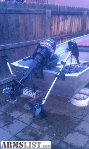 Armslist for sale 12 39 aluminum v hull for Fishing equipment for sale on craigslist