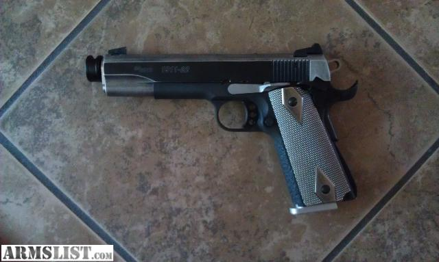 Armslist For Sale Trade Upgraded Sig Sauer 1911 22