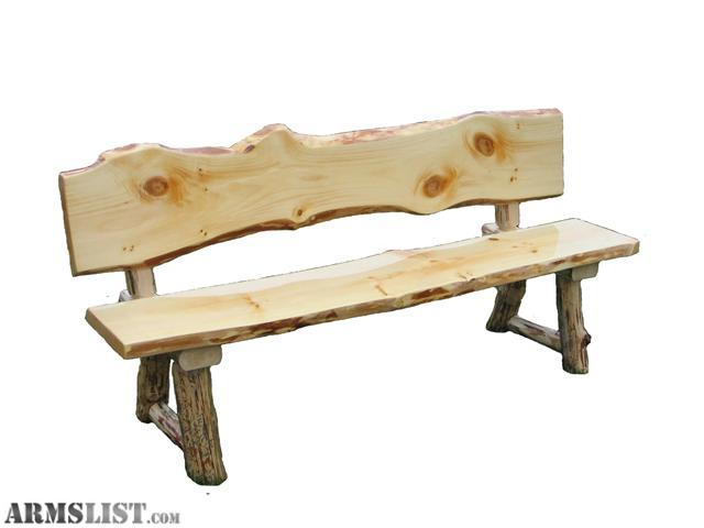Armslist For Sale Trade Live Edge Dining Table Log Furniture