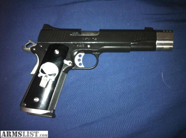 Armslist For Sale Custom Kimber Punisher 1911