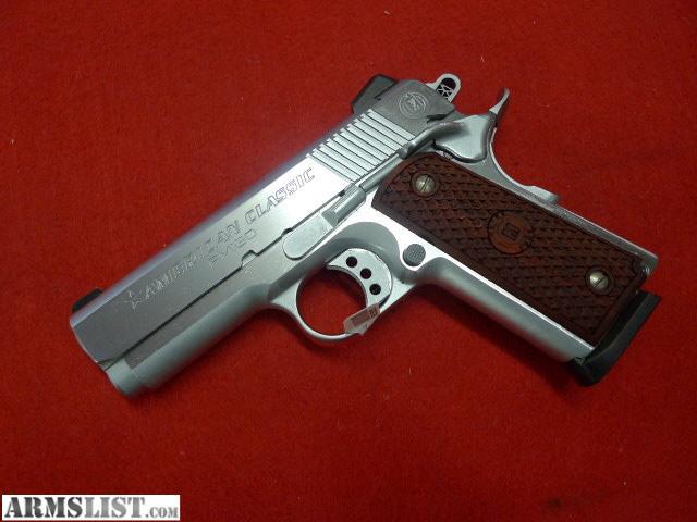 Armslist for sale new american classic 1911 amigo 45acp for New american classic