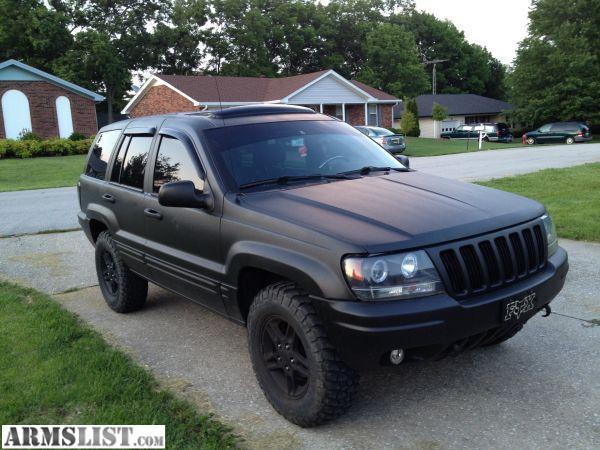 2012 Grand Cherokee For Sale >> ARMSLIST - For Sale/Trade: custom 99 jeep grand cherokee ,rhino liner paint job