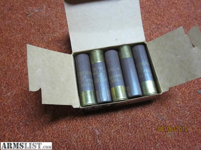 armslist for sale 10 gauge shotgun shells