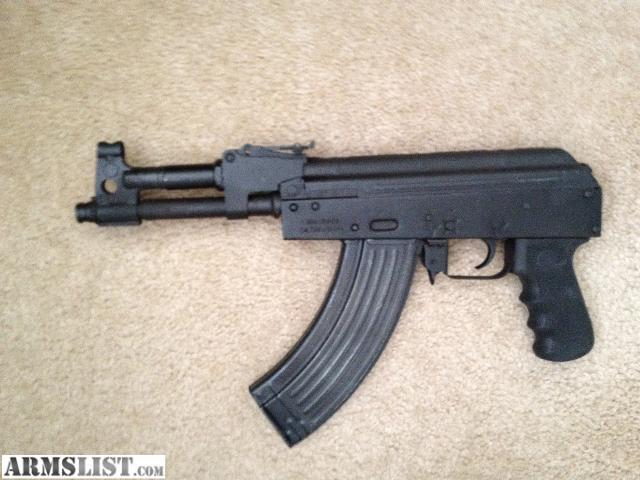 Draco Gun For Sale >> ARMSLIST - For Sale: Ak47 Draco Mini Pistol