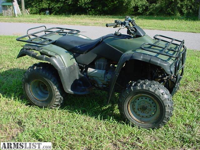 armslist for sale trade 2001 honda rancher 350 2x4 reduced. Black Bedroom Furniture Sets. Home Design Ideas