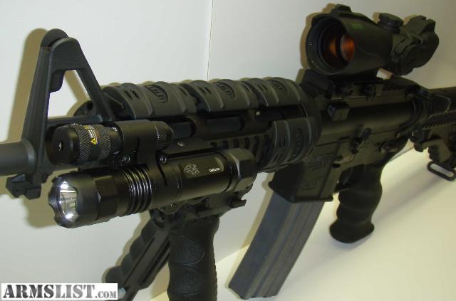 Armslist For Sale Dpms Custom Tactical Ar 15 Rifle W