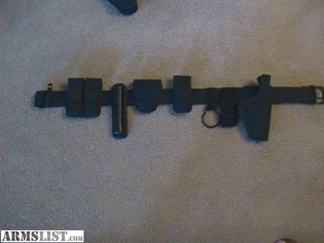 Armslist For Sale Trade Bianchi Accumold Nylon Duty