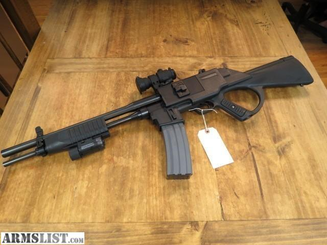 ARMSLIST - For Sale: Crossfire MK-1 Combination 5.56mm X ...