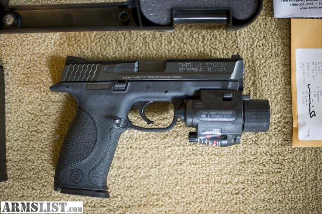 Armslist For Sale Smith And Wesson M Amp P 9mm W Insight