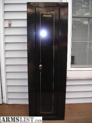 Armslist For Sale Sentinel 10 Gun Safe Cabinet
