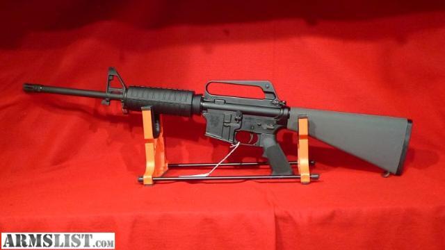 ARMSLIST - For Sale: NEW Olympic Arms Plinker Plus 223 AR15