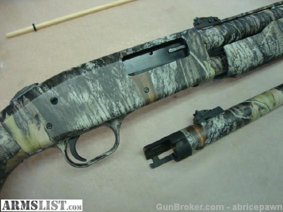 ARMSLIST - For Sale: Mossberg 500 20ga Super Bantem Youth ...