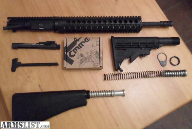 Daytona Tactical | 80% Lowers - Complete Rifle Kits - AR15 ...