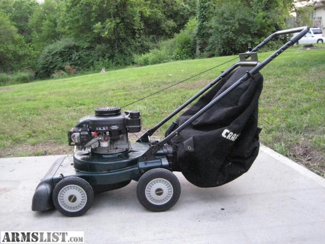 Sears Craftsman Lawn Vacuum And Chipper : Armslist for sale craftsman lawn vac