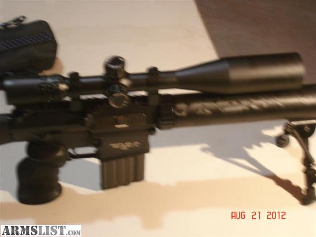 Share 5800 KAC SR 25 Sniper Rifle