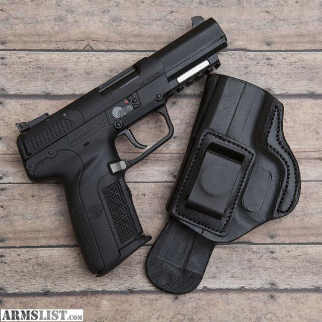 For Sale: FN Five-seveN +2 Holsters And 500