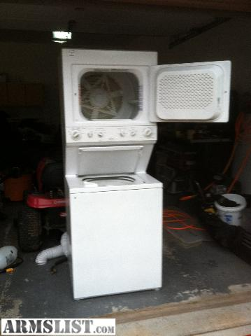 kenmore washer dryer combo. stacked to picture kenmore washer and dryer combo