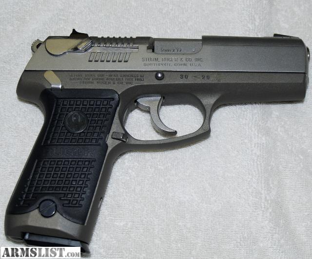 ARMSLIST - For Sale: Ruger P94 w/box 2-hicap mags