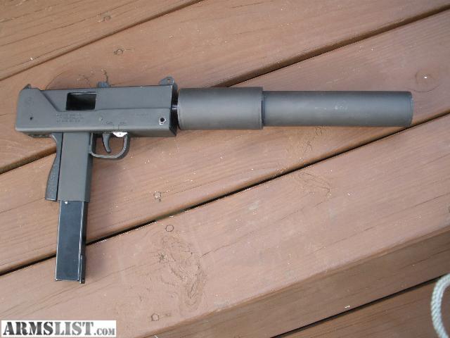 ARMSLIST - For Sale: RPB Industries Mac 10 Semi-auto 9mm