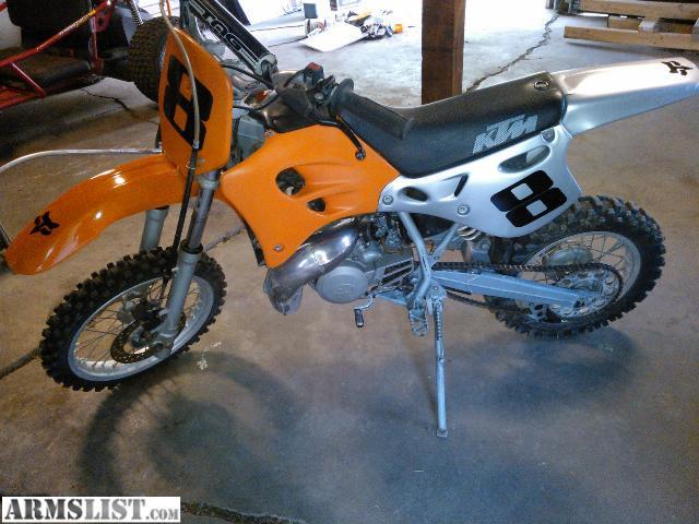 armslist - for sale/trade: ktm 65 sx dirt bike!!