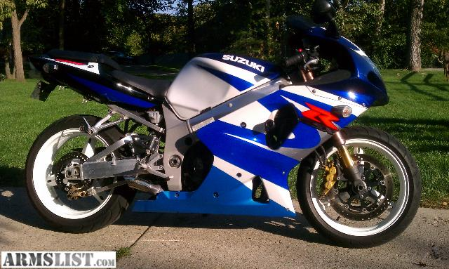 armslist for sale 2001 suzuki gsx r 1000 k1 4000 obo. Black Bedroom Furniture Sets. Home Design Ideas