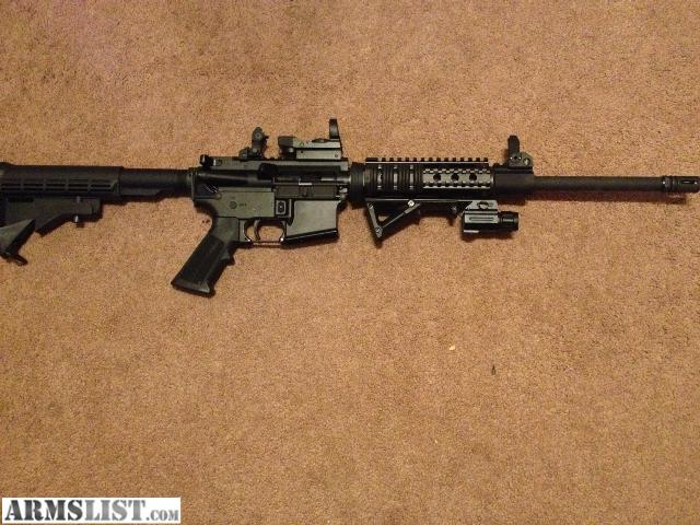 ARMSLIST - For Sale: Olympic Arms AR-15 With tons of ...