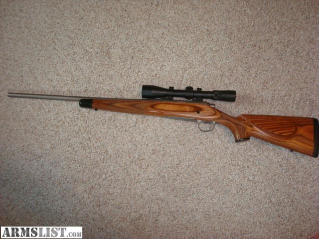 ARMSLIST - For Sale: Remington 700 Mountain Rifle in 7mm-08