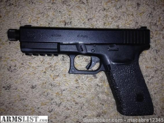 ARMSLIST - For Sale: HK45C, Robar Custom Glock 21SF, Lone ...