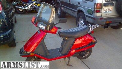 armslist for sale trade honda elite 80cc scooter. Black Bedroom Furniture Sets. Home Design Ideas