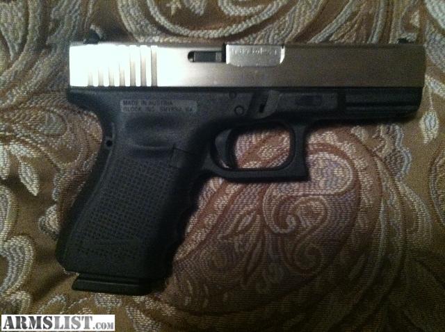ARMSLIST - For Sale: Custom Glock 19 Gen 4