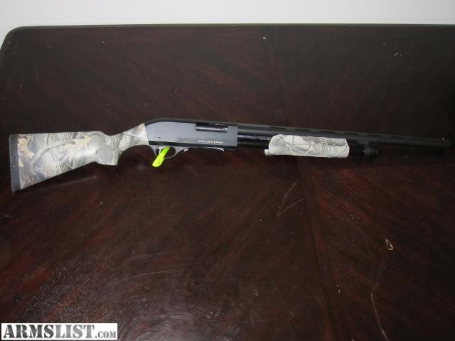 ARMSLIST - For Sale: Youth Charles Daly 20 Gauge camo pump