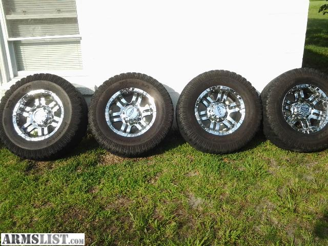 Truck Rims And Tires For Sale