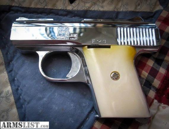 Quackenbush .25 pistol: Part 1 | Air gun blog - Pyramyd Air Report