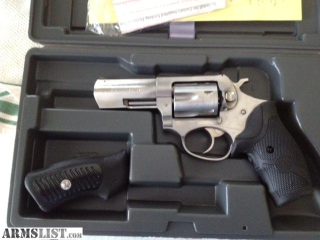 Armslist for sale ruger sp101 327 federal magnum with crimson trace