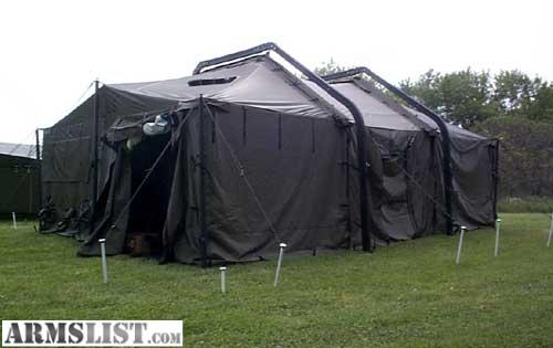 18x36 eureka general purpose medium tent. Excellent condition. This is designed to be up for long extended periods of time. Comes with a liner all poles and ...  sc 1 st  Armslist.com & ARMSLIST - For Sale/Trade: military tent perfect deer camp setup ...