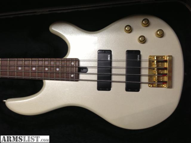 Armslist for sale trade yamaha bbg4sii bass guitar for Yamaha bass guitar amplifier